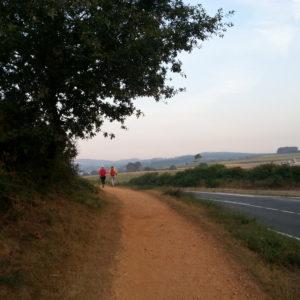 Camino droga francuska
