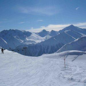 Narciarskie ski-safari