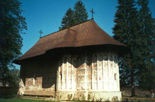 Rumunia-Humor-klasztor