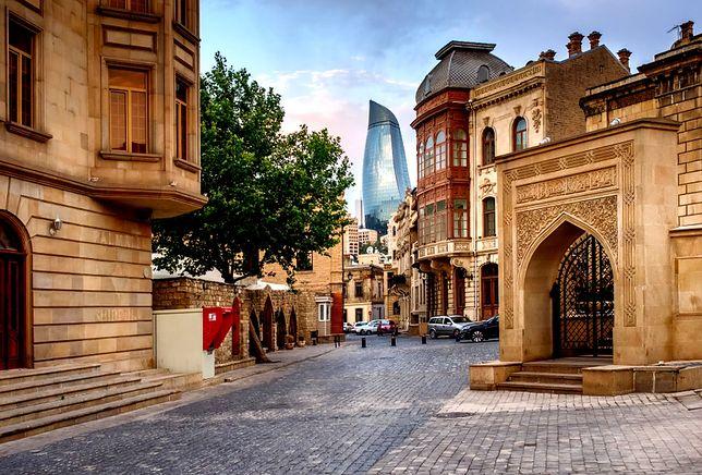 Azerbejdżan - stare-baku