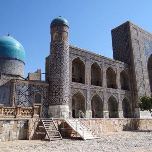 Uzbekistan - samarkanda-bibi-khan