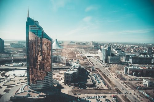 Kazachstan - astana