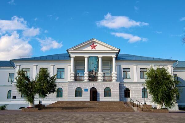 Kazachstan -Karlag - Dolinka