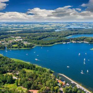 Warmia i Mazury - jeziora
