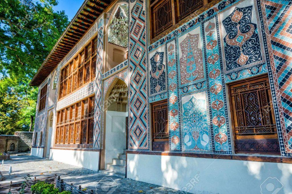 Azerbejdżan - szeki
