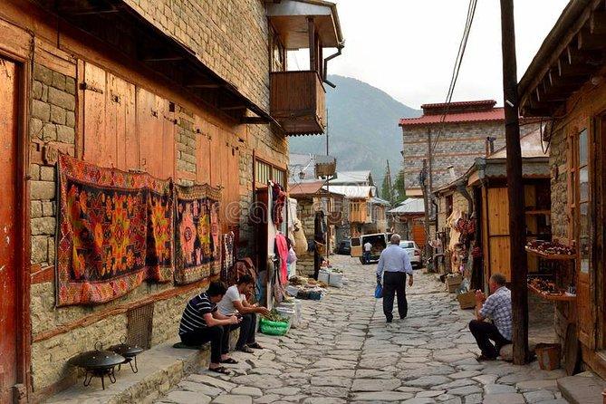 Azerbejdżan - lachidż