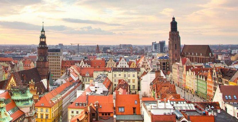 Dolny Śląsk - Wrocław
